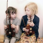 portret kinderen muziekschool