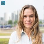LinkedIn portret